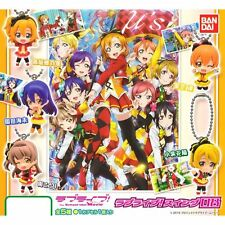 Capsule Toys Gashapon Love Live! Swing 08 5 Pics Set From Japan