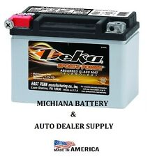 DEKA ETX9 HARLEY DAVIDSON & OTHERS AGM MAINTENANCE FREE POWER SPORT BATTERY