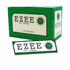 Ezee Green Rolling Paper Box Of 100 Booklets