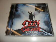 CD  Ozzy Osbourne - Scream