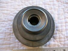 """Headstock 3 step Pulley 3/4"""" Bore key 12"""" AMT / Craftsman Wood Lathe #149.23871"""