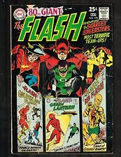 Flash #178 ~ Land of the Golden Giants (Giant Size) ~ 1968 (Grade 4.0) WH