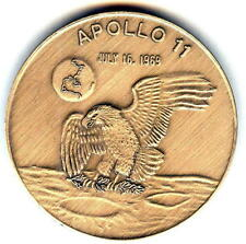 N311      NASA  SPACE  COIN /  MEDAL,  APOLLO   11