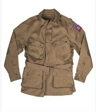 US Army WW II Paratrooper 82nd Airborne M42 Fallschirmjäger Jacke Jacket 54