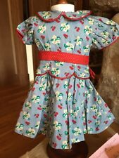 American Girl Doll Emily's Dress New