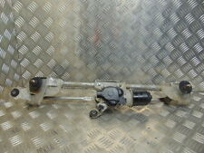 2005 Nissan Navara D40 2.5 DCI Front Wiper Motor And Linkage