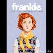 Frankie Magazine #66 July August 2015 with Poster Attached