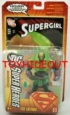 DC SUPERHEROES LEX LUTHOR ACTION FIGURE SELECT SCULPT S3 UNIVERSE DCUC SUPERMAN