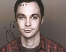JIM PARSONS REPRINT AUTOGRAPHED SIGNED PICTURE PHOTO AUTO RP BIG BANG THEORY