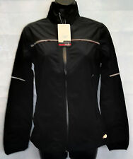 New Balance WRJ0315 Women's Storms Triker Jacket Black Size XS Brand New #4604