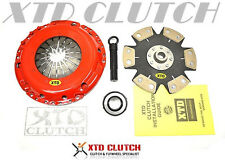 XTD STAGE 4 CERAMIC CLUTCH KIT GOLF PASSAT JETTA CORRADO GTi 2.8L VR6 *1700*