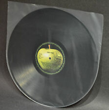 "Anti Static Round Bottom 12"" Lp Record Inner Sleeves Usa Virgin Hdpe Tme 25 Pack"