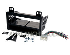 Ford Car Stereo Dash Kit With Wiring Harness Install Kit For New CD Player Deck