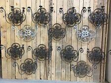 Appliques en fer forgé / Appliques murale / Luminaires / Lustre / Plafonnier