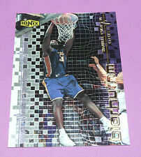 SHAQUILLE O'NEAL LAKERS UPPER DECK IONIX BIORHYTHM 2000 NBA BASKETBALL CARD
