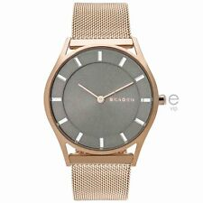 Skagen Authentic Watch SKW2378 Rose Gold 34mm Holst Stainless Steel Women's