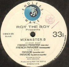 ROY THE BOY - French Paradise / Paradis - Endless Wave