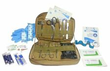 Military Elite Surgical Kit - Army Medic tools first aid etc - Tan #FA18