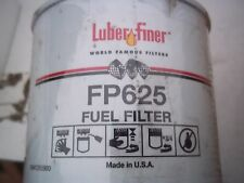 GENUINE  Luber-Finer FP625 Fuel Filter   CROSS WITH  WIX   33239