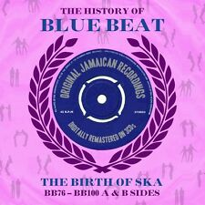 HISTORY OF BLUE BEAT-THE BIRTH OF SKA-- 3 CD NEU DERRICK MORGAN/BELL´S GROUP/
