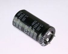 10x 1000uF 160V Radial Snap In Mount Electrolytic Capacitor DC 105C 1000mfd