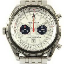 Authentic BREITLING A41360 A416G89NP Chrono-Matic Automatic  #260-001-799-0233