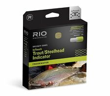 RIO InTouch Trout / Steelhead Indicator Fly Line - WF5F - NEW