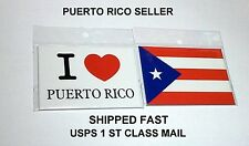 PUERTO RICO FLAG Kitchen Fridge Magnet Spanish Recipe Food  Cooking Decoration P
