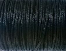 1mm Satin Nylon Cord Rattail Thread Kumihimo Shamballa Macrame 10m or Full Reel