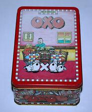 Vintage *OXO TIN* Empty NO Cubes! 1990 Retro Kitchen