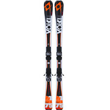 2015 Volkl RTM 75 159cm Men's Skis w/ 4Motion 10.0 Bindings