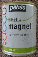 Pebeo Magnetic Paint 250ml (Use with Magnet, Magnets)