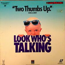 Look Who's Talking - Laserdisc Buy 6 for free shipping