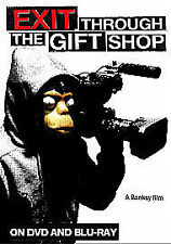 Exit Through The Gift Shop (DVD, 2010)