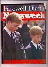 NEWSWEEK magazine-sept 15,1997-FAREWELL,DIANA.