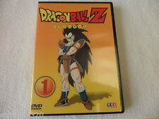 Dragon ball Z DVD 1 Episode 1 à 4  Rarissime