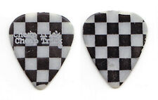 Cheap Trick Tom Petersson Checkerboard Guitar Pick - 2000 Tour