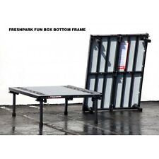 Freshpark Skate Ramp Fun box Manual Pad Scooter BMX FMX Bike Jump Moto rail
