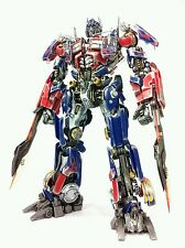 DMK Optimus Prime Combo Fully Built Model Kit