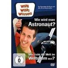 WILLI WILLS WISSEN - WIE WIRD MAN ASTRONAUT/WIE SIEHT DER WELTRAUM AUS  DVD NEU