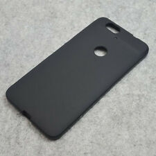 For Huawei Nexus 6P Black TPU Matte Gel Skin case cover
