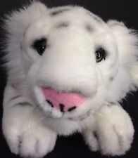 White Begal Tiger Ganz The Heritage Collection Plush Toy 1989 Vintage 21' 54cm