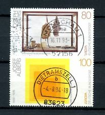 Germany 1993 SG#2518-9 Europa, Contemporary Art Used Set #A24121