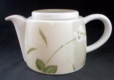 Crate & Barrel ORCHID Teapot with lid -no signs of use GREAT CONDITION