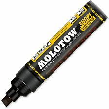 MOLOTOW MASTERPEICE 360PI - COVERSALL INK MARKER - 4-8MM WIDE NIB - PERMANENT