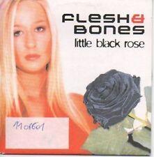(AF690) Flesh & Bones, Little Black Rose - 2003 CD