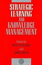 Strategic Learning and Knowledge Management