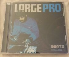 LARGE PRO BEATZ VOLUME 1 CD OG 2006 NEW/SEALED INSTRUMENTALS RARE