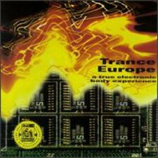 True Electric Body Experience - Trance Europe (2001, CD NIEUW)