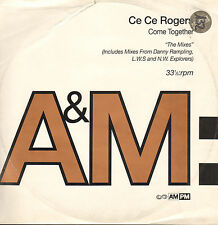 CE CE ROGERS - Come Together (The Mixes) - A&M Records - 1995 - Uk